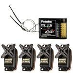 FASST PAK (1 x R617FS and 4 x S3004)