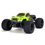 1/10 GRANITE MEGA 550 Brushed 4WD Monster Truck RTR, Green/Black