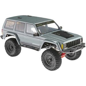 1/10 SCX10 II Jeep Cherokee 4WD Rock Crawler Brushed RTR