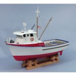 1/30 The Jolly Jay Trawler Boat Kit, 24