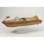 1/8 Chris-Craft Cobra Boat Kit, 27