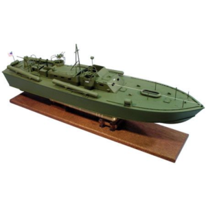 1/30 U.S. Navy PT-109 Boat Kit, 33
