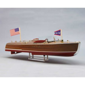1/8 1941 Chris-Craft Hydroplane Boat Kit, 24