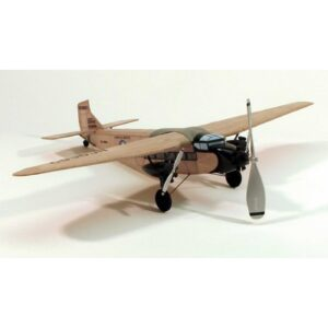 Ford Tri-Motor Rubber Powered Kit, 17.5