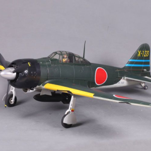A6M3 Zero Green PNP, 1400mm