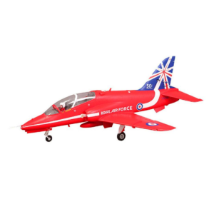 BAE Hawk Red Arrow 80mm EDF Jet PNP, 1042mm