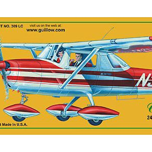 Cessna 150 Laser Cut Kit, 24