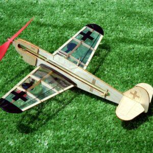 German Fighter Mini Model Kit, 11