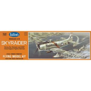 Douglas A-1H Skyraider Kit, 17