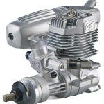 35AX ABL .35 Airplane Glow Engine with Muffler