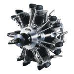 FR7-420 Sirius7 7-Cylinder Radial 4-Stroke Engine