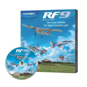 RF9 Flight Simulator, Software Only