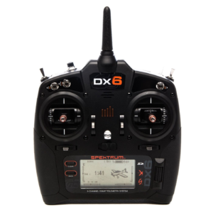 שלט DX6 6-Channel DSMX Transmitter Only Gen 3