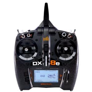 שלט DX8e 8-Channel DSMX Transmitter Only