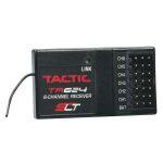 TR624 FHSS 6-Channel SLT Receiver