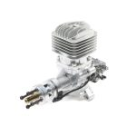 DLE-30 30cc Gas Rear Carb with Electronic Ignition and Muffler
