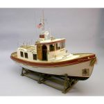 1/16 The Lord Nelson Victory Tug Boat Kit, 28