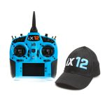 iX12 12-Channel DSMX Transmitter Only, Light Blue