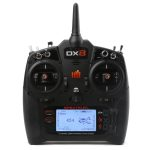 שלט DX8 8-Channel DSMX Transmitter Only Gen 2
