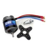 Power 60 Brushless Outrunner Motor, 400Kv: 3.5mm Bullet