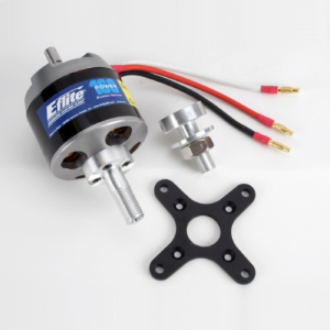Power 160 Brushless Outrunner Motor, 245Kv: 4mm Bullet